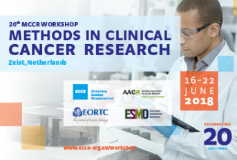 ECCO AACR EORTC ESMO Workshop On Methods In Clinical Cancer Research